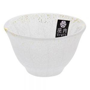 Aderia Hana Tsuzuri Glass Cup Shiro